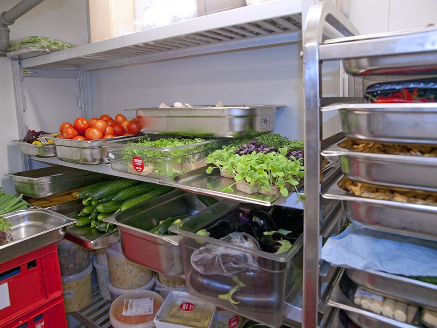 Restaurant Walk In Cooler Food Safety Guide